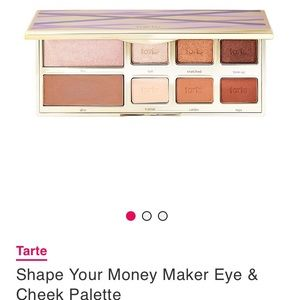 Tarte Eyeshadow- shape your money maker
